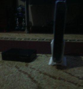 Тв и wif-роутер