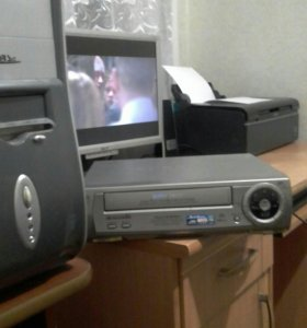 Перезапись видеокассет на диски