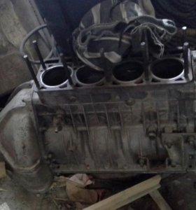 Двигатель 402 и многое от уазика 469