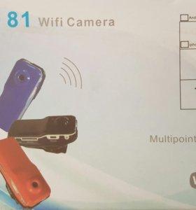 MD 81 Мини WiFi камера