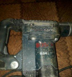 Электрический отбойник