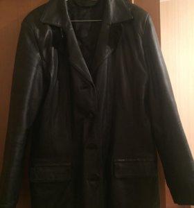 Куртка Нат кожа 48