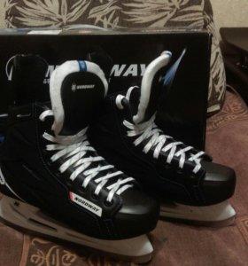 Коньки хоккейные мужские Nordway