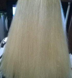 Колагеновое обертывание волос