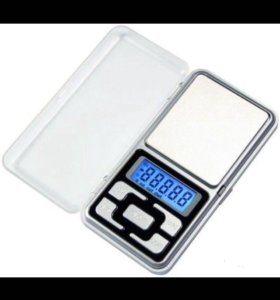 Портативные карманные весы ( 200 гр)