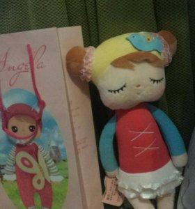 Кукла Анжела Сплюша