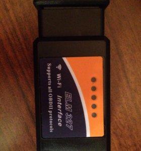 EML 327 OBD2 Wi-Fi