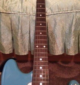 Fender Mustang MG-65 1993 г.в Japan