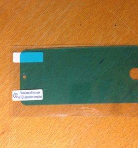 Плёнка для Iphone 5/5s прозрачная!