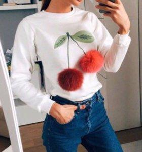 Пуловер 🍒
