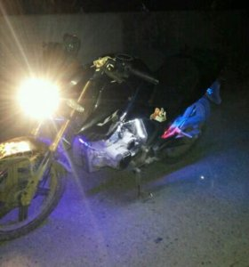 Продаю мотоцикл irbis vj 250