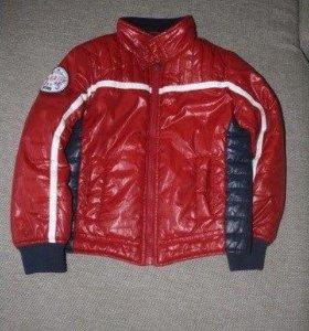 Куртка демисезонная для мальчика Benetton, 122-128