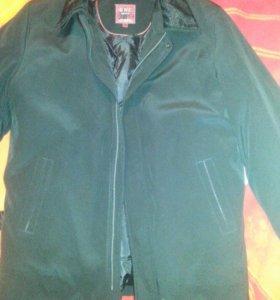 Куртка 54-56р зима