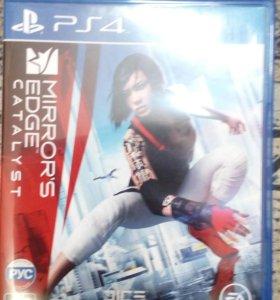 Игра на PS4 Mirror's Edge catalyst