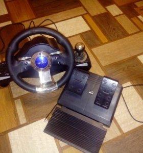 Игровой руль OKLICK