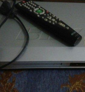 DVD-плеер ВВК с караоке