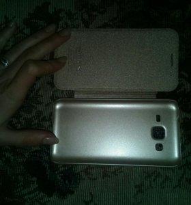 Чехол на телефон Samsung galaxy j2