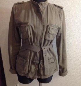 Новая парка куртка