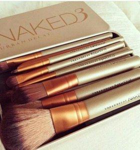 Кисти для макияжа Neked 3