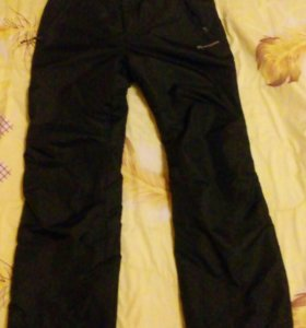 Болоневые брюки на мальчика