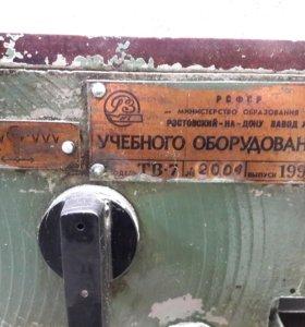Токарный станок ТВ-7