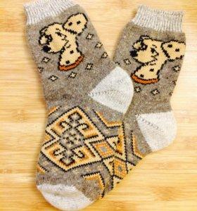 Детские тёплые носки