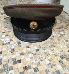 Фуражка военная оригинал