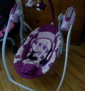 Кресло-Качели детские