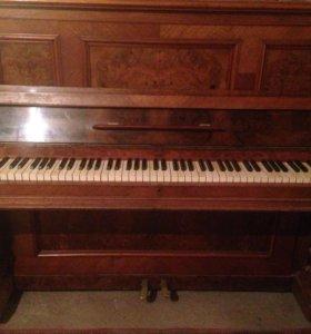 Фортепиано. Производство Гамбург 19 век
