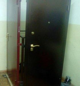 Мет. Двери