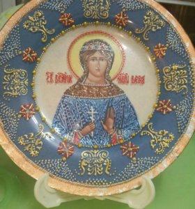 Лик Вашего Святого