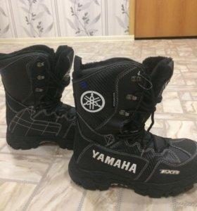 Ботинки снегоходные X-Cross