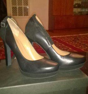 Туфли, итальянские.