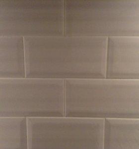 Плитка blanco biselado brillo