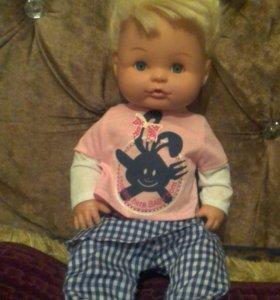 Кукла бэби бон