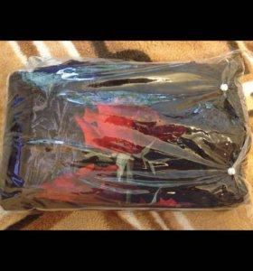 Новый двуспальный комплект постельного белья