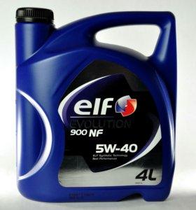 Масло моторное ELF EVOLUTION 900 NF 5w40, 4л.