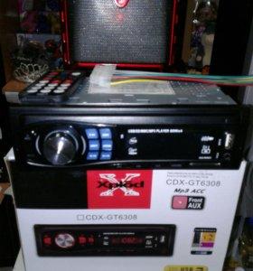 Автомагнитола MP3,USB, AUX