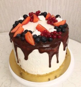 Капкейки, торты