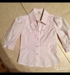 Блузка (рубашка) школьная