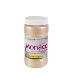 Краска перламутровый песок Monaco, цвет zarine, 1л