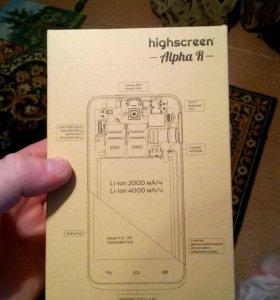 Highscreen alfa R