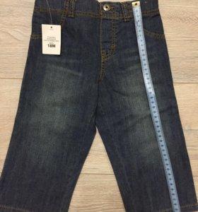 Новые Детские джинсы 45см