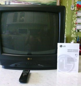 ЦВ телевизор  LG