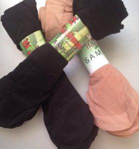 10 пар носков капроновых