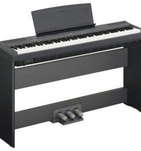 Цифровое пианино Yamaha P-115B Новое Гарантия