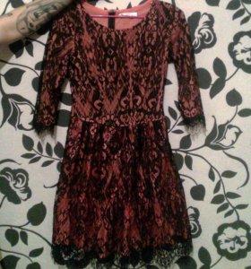 Гипюровое платьице