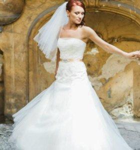 Свадебное платье от Marylise (Бельгия)