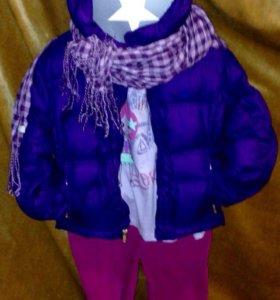 Одежда для девочек 8-10 лет Ralph Lauren