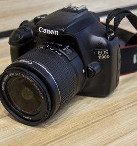 Фотоаппарат Canon 1100